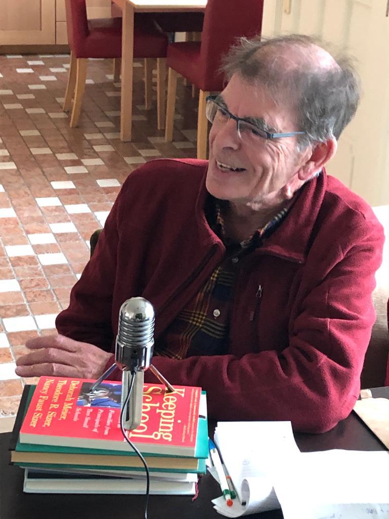 #2 NIVOZ-podcast: Over geduld en ongeduld in opvoeding en onderwijs