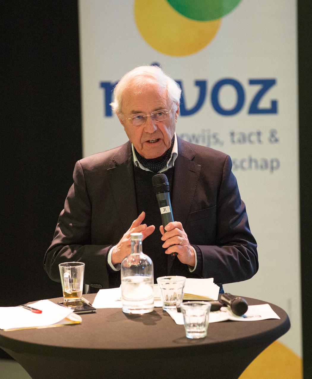 #4 NIVOZ-serie: Luisteren naar… Luc Stevens, onze founding father (2)
