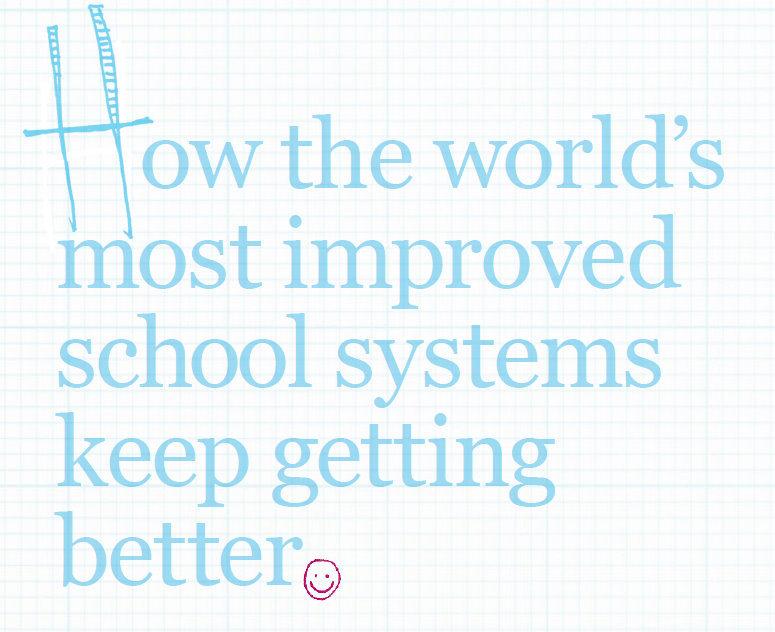 Nivoz | McKinsey-rapport: onderwijs heeft vertrouwen, ruimte