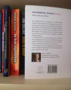 Boek Rikie van Blijswijk Essential Schools