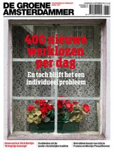 De Groene Amsterdammer werkloosheid