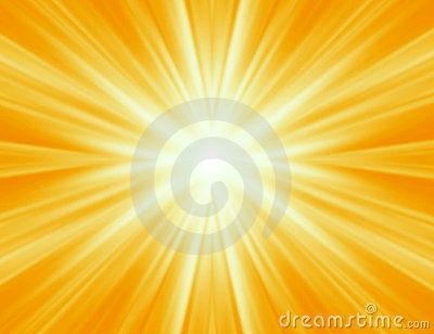 het-uitstralen-van-gele-stralen-8291228