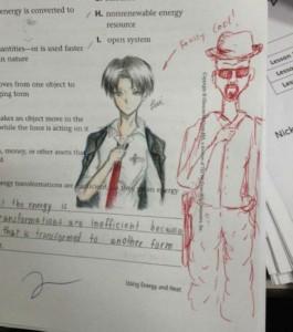 Nakijkmodellen leraar maakt tekeningen af 04