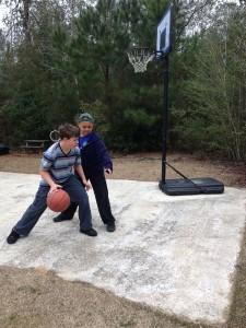 Jacob Basketball