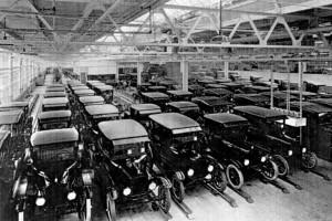 Fordfabriek Kleinpaste