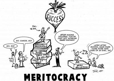 Meritocratie