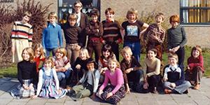 oude-schoolklas
